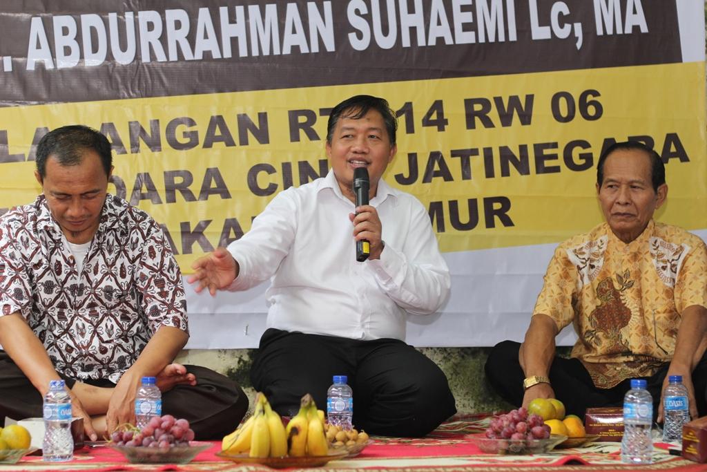 Atasi Tawuran Remaja, Ketua RT Usulkan Adanya Pengajian Remaja kepada Pengurus PKS