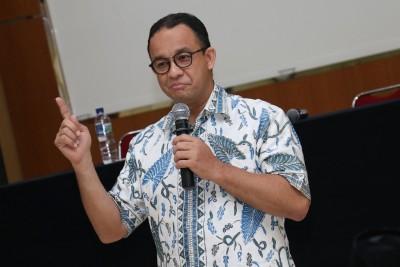 Anies: Masyarakat Jakarta Inginkan Perubahan