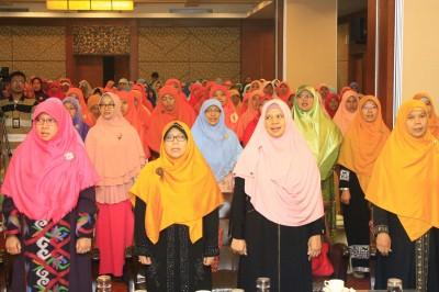 Kader Perempuan PKS Curhat Soal Nasib Pendidikan di Jakarta ke Cagub Anies