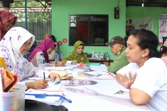 Pelayanan Kesehatan di Tanjung Duren. Foto: Tuti
