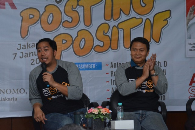 Pandji : Mari Kita Nikmati Pilkada DKI Jakarta Ini