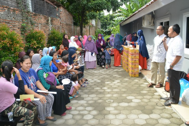 PKS Lenteng Agung turut menyelenggarakan Bakti Sosial dalam rangka pemenangan Calon Gubernur Anies Sandi. Syarief