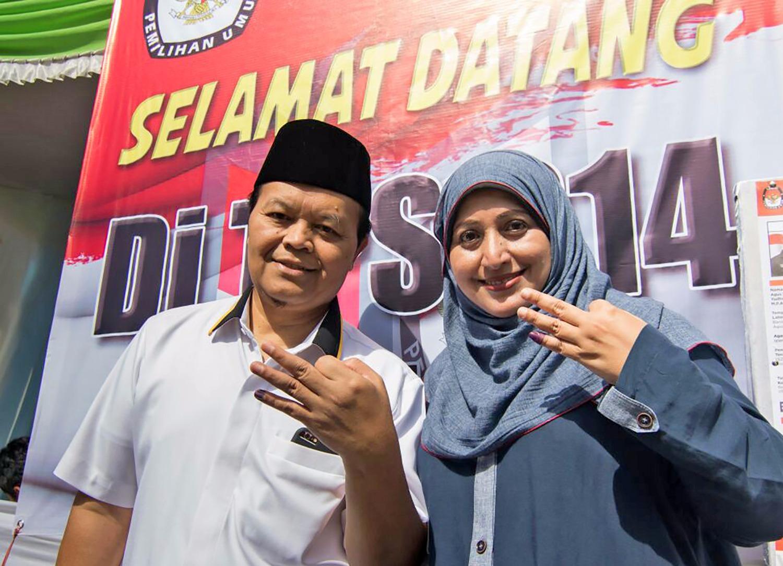 FOTO – HNW Ajak Warga Pilih Pemimpin yang Menyelamatkan Jakarta