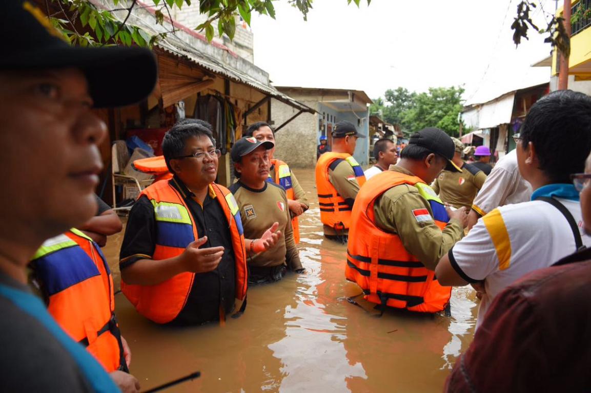 Sohibul: Dibanding Menyalahkan, Saatnya Bantu Korban Banjir