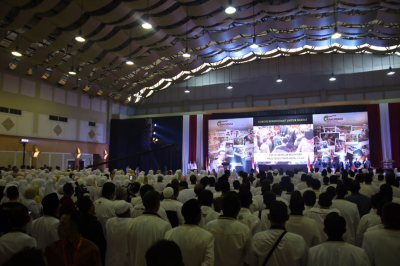 Kokohkan Khidmat untuk Rakyat, PKS Gelar Rakornas