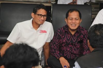 Fraksi PKS Mendukung Komitmen Bersama Anies Sandi dengan Buruh dan Pekerja di Jakarta