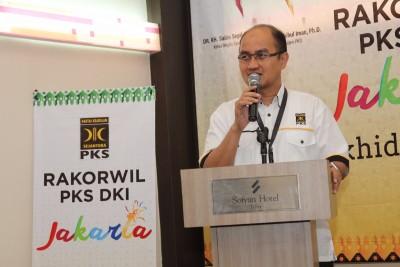 Wujudkan Good Party Governance, PKS Jakarta Praktekan Aplikasi Dashboard Monev Saat Rakorwil