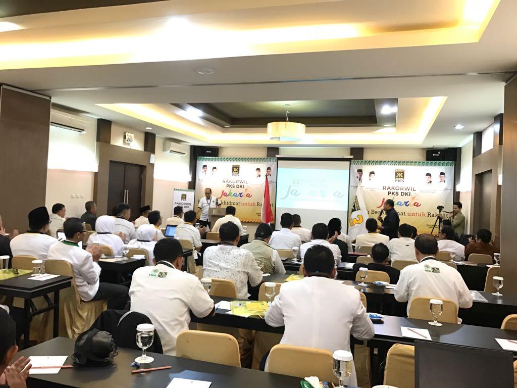 Kader PKS Jakarta Perlu Lebih Aktif Kampanye Positif di Sosmed