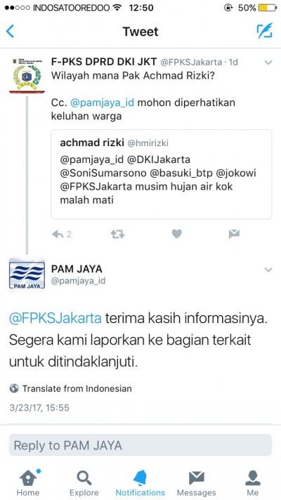 Lewat Media Sosial, FPKS Jakarta Advokasi Netizen
