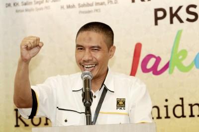 Pimpinan PKS Jakarta Hadiri Konsolidasi Pemenangan Pilkada DKI se-Banjabar