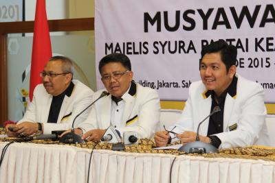 Enam Keputusan Musyawarah Majelis Syura V PKS