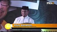 Sambutan Anies Bawedan Rakornas PKS 2017