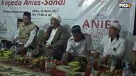 PKSTV – Deklarasi Dukungan Seluruh Komponen Warga Pondok Ranggon terhadap Anies – Sandi