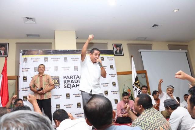 Tingkatkan Soliditas Paska Pilkada, Rembug Reboan Akan Dilanjutkan