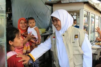 Sapa Muara Angke, PKS Perhatikan Peran Ibu dan Pendidikan untuk Maju dan Bahagia