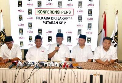 Anies : Hasil Pemungutan Suara Jadi Takdir Jakarta