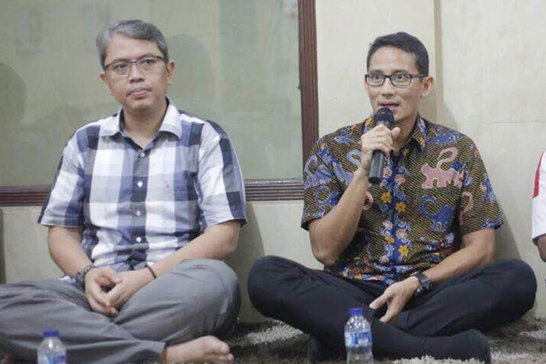 FOTO – Tasyakuran Kemenangan Anies Sandi bersama Tokoh Masyarakat Bintaro