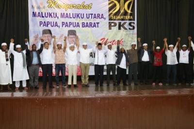 Masyarakat Indonesia Timur Deklarasi Dukung Anies-Sandi