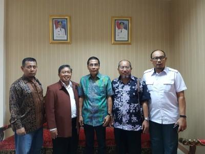 Kunjungi Sumatera Barat, Fraksi PKS Jakarta Ingin Arsitektur Betawi Lestari