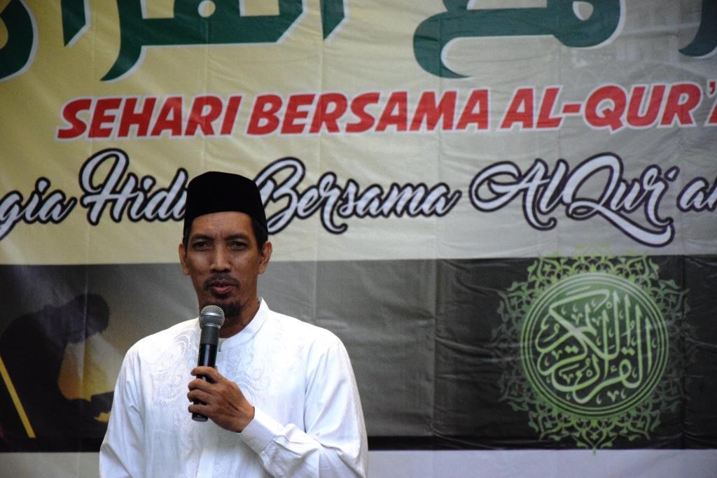 FOTO – PKS Jaksel Gelar Khataman Al Qur'an Bersama Kader dan Pengurus
