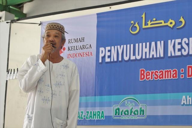 Penyuluhan  Kesehatan Dan Bazar Sembako Murah oleh RKI Kembangan Jakbar_04062017 (11)