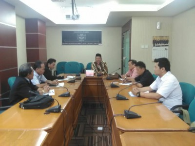 Tingkatkan Kinerja Tenaga Ahli, Badan Kehormatan DPRD DKI Gelar Rapat Koordinasi