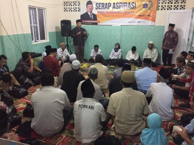 Di Masa Reses, Aleg FPKS Jakarta Pusat Hadirkan Mitra Kerja Komisi