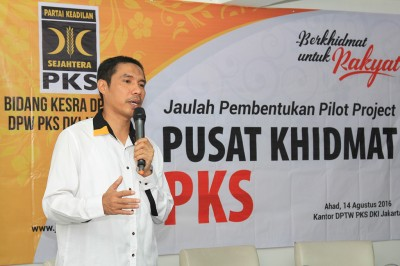 HUT Ke 490, Pemprov DKI Harus Tingkatkan Layanan Prima untuk Warga Jakarta
