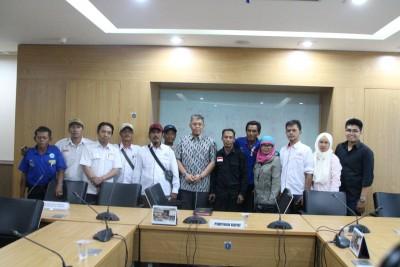 DPRD DKI Tegaskan Menolak Melanjutkan Pembahasan Raperda Tentang Reklamasi