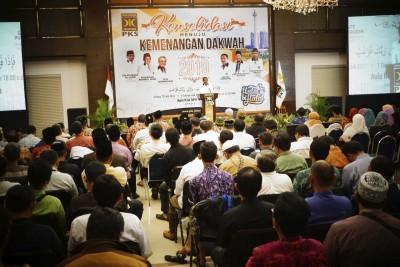 Selenggarakan Halal Bihalal, PKS DKI Jakarta Konsolidasi Kemenangan 2019