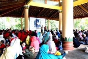 Uji Kesolidan, 500 Kader PKS se-Pancoran Datangi Pandeglang Banten