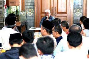 "Tidak ""Kepaten Obor"", PKS Jaksel Silaturahim Ke Kediaman Ustadz Hilmi Aminuddin"