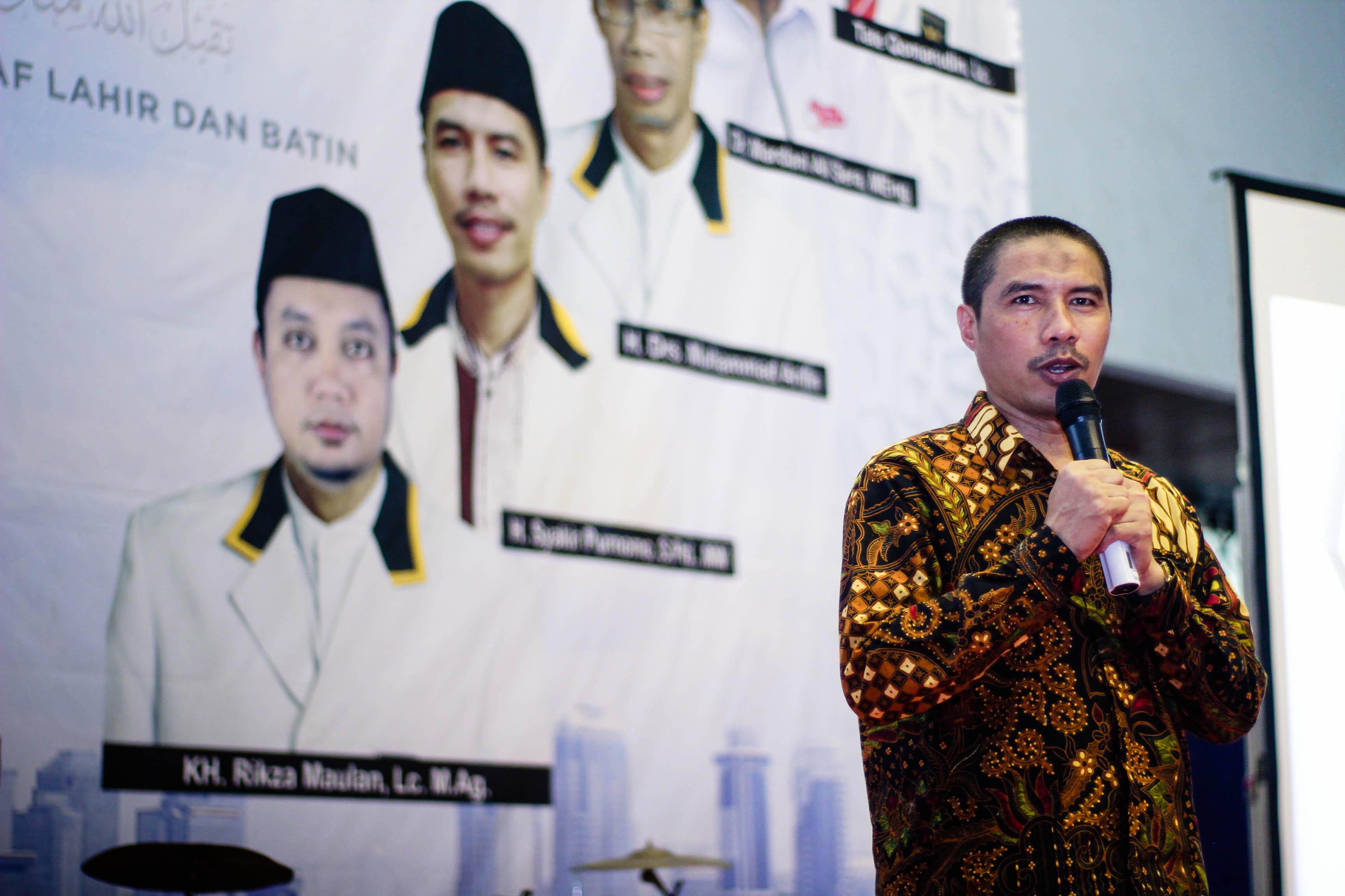 FOTO – Halal bi Halal DPD PKS Jakarta Utara
