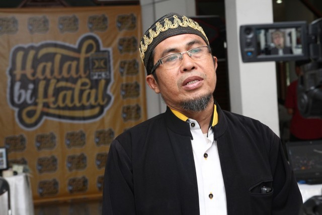 Ketua DSD PKS Jakarta Timur ust Ahmad Adnan, Lc.