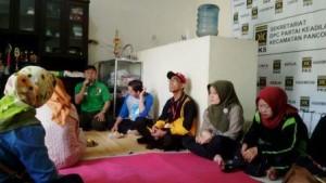 PKS Pancoran Kembali Menggiatkan Program Senam Nusantara