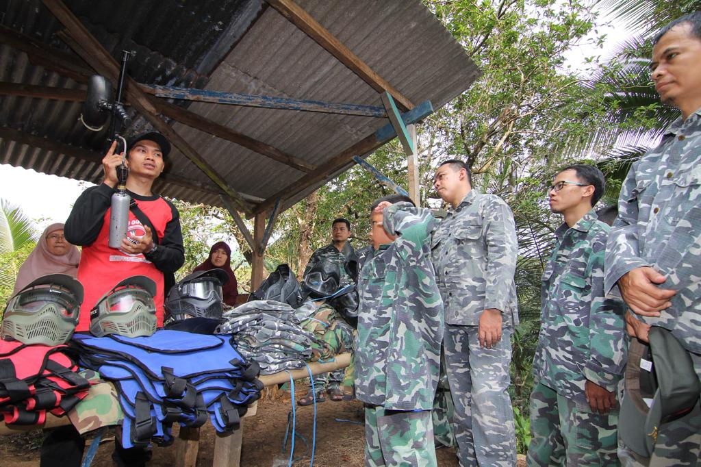 PKS Jakarta Selatan memelihara Kekompakan pengurus dengan kegaitan outing_05-060817_Juliyantopetir 11