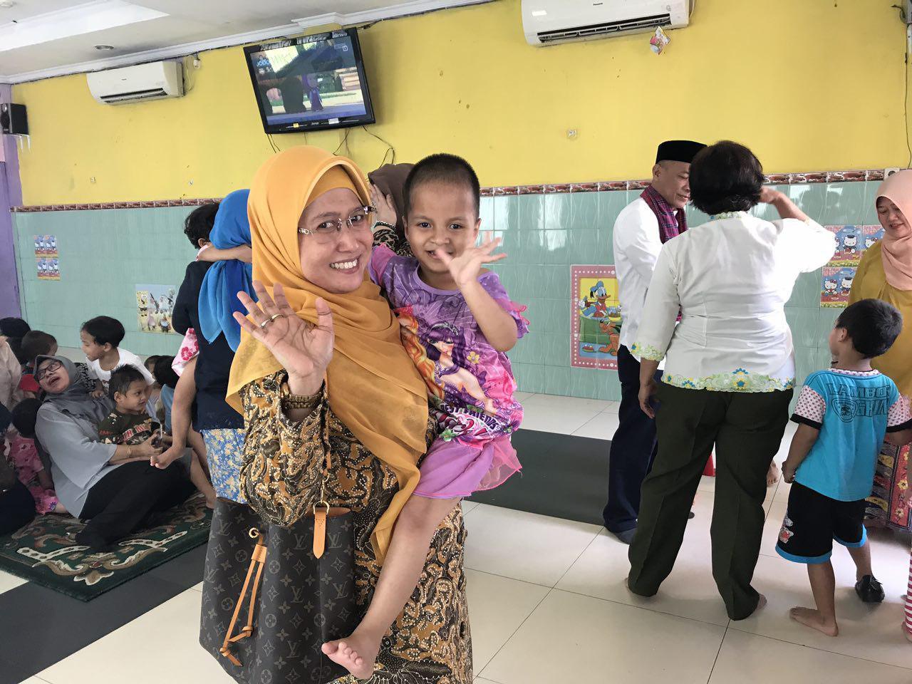 Kunjungi Panti Balita Cipayung, Dewan Minta Pemprov DKI Alokasikan Anggaran Proporsional dan Mencukupi